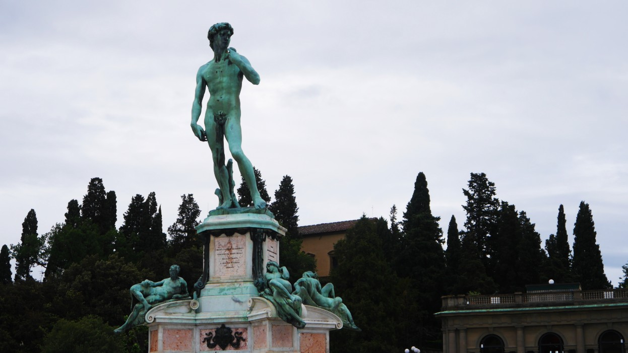 Piazzale Michelangelo - Where to stay in Florence, Italy