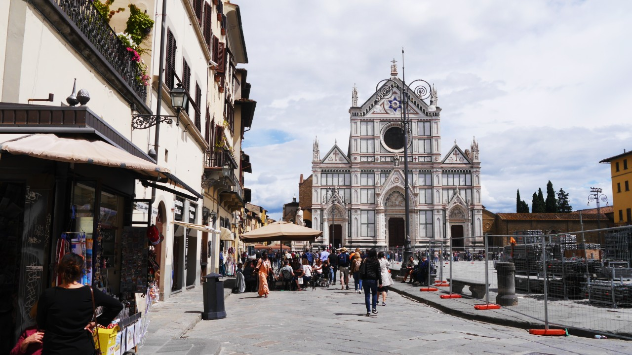 Santa Croce - Best neighbourhoods to stay in Florence