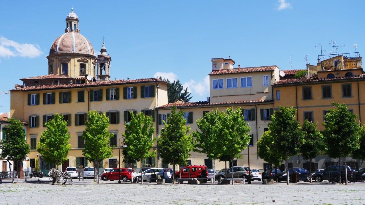 Santo Spirito - Uno de los barrios más encantadores donde alojarse en Florencia