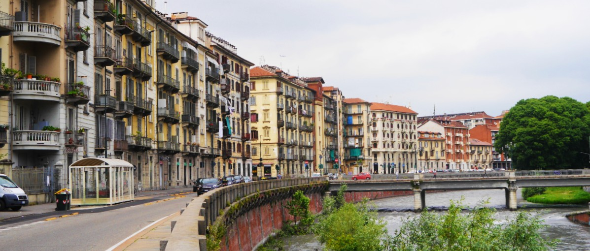 Cheap area to stay in Turin - Aurora Vanchiglia