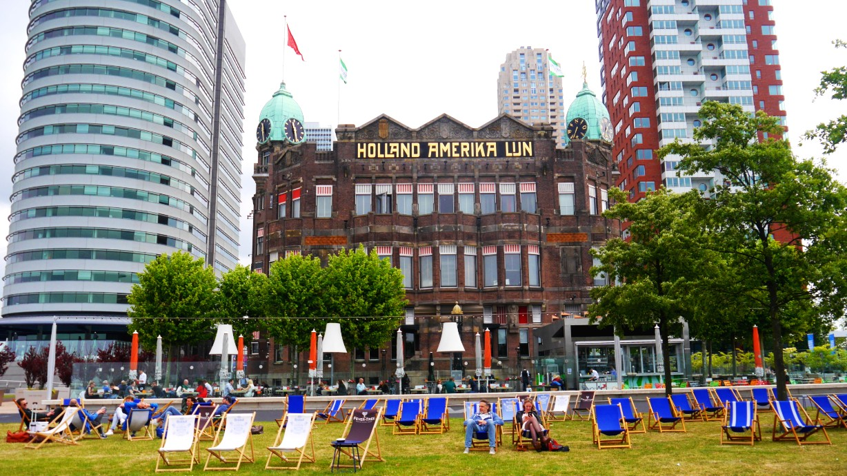 Staying near Hotel New York - Where to stay in Rotterdam, Netherlands