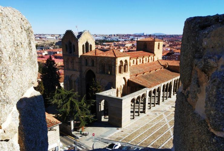 Atracciones de Ávila - Basílica de San Vicente