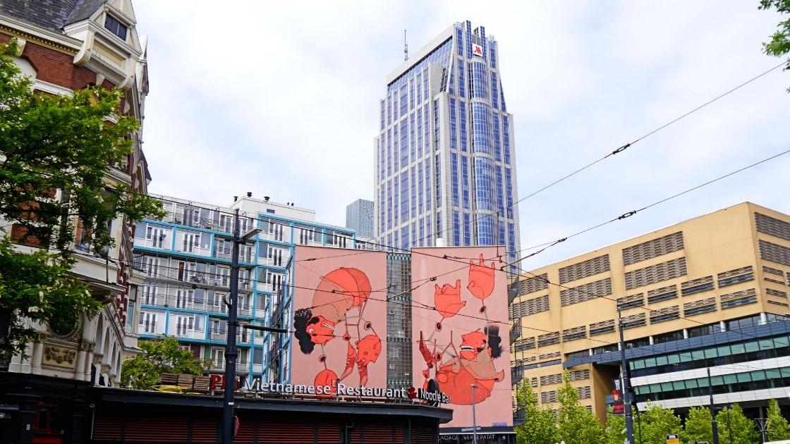 Dónde dormir en Róterdam - Mejores zonas y hoteles