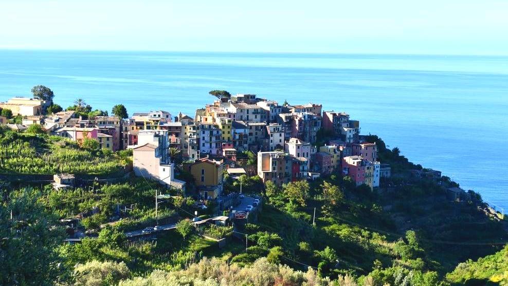 Where to stay in Cinque Terre - Corniglia