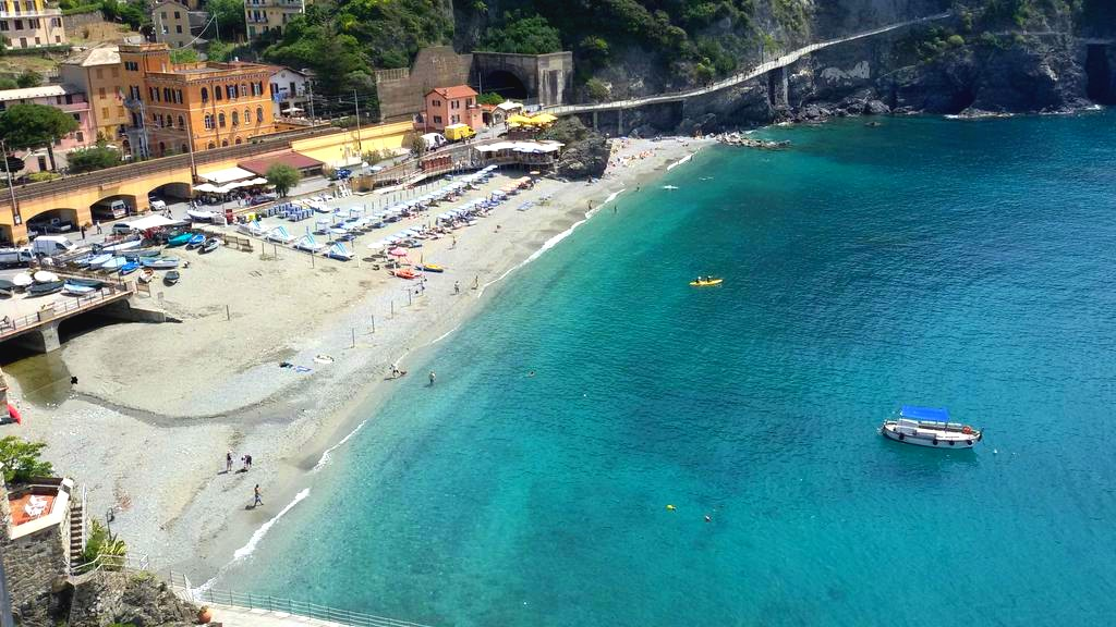Monterosso al Mare - One of the best towns to stay in Cinque Terre