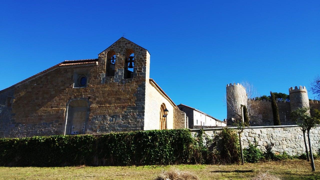 Principales atractivos de Ávila - Ermita de San Segundo