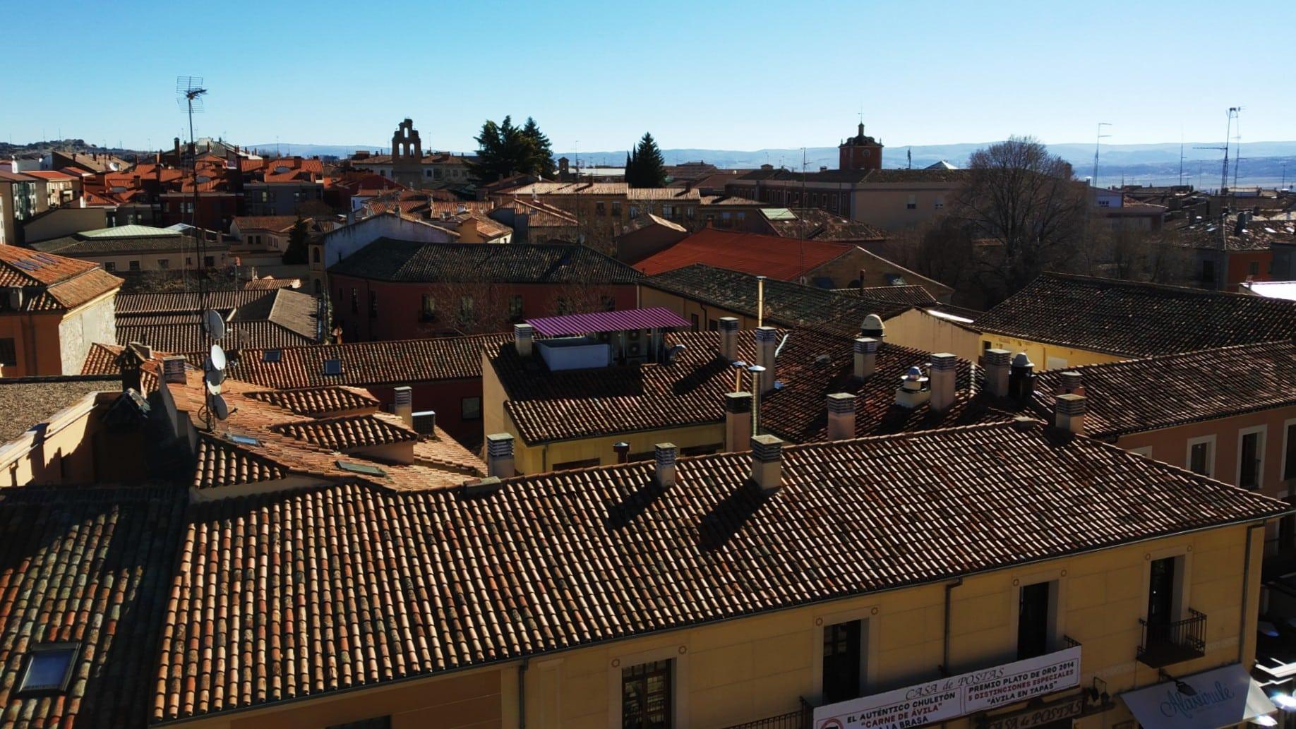 Qué hacer en Ávila, España - Vistas desde las murallas