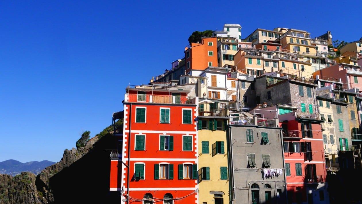 Riomaggiore - Where to stay in Cinque Terre