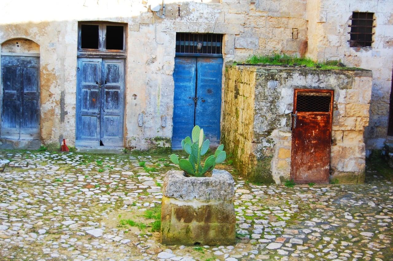 Where to stay in Matera - Near the Sassi di Matera