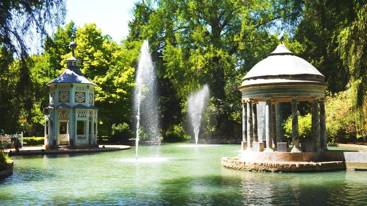 Estanque de los Chinescos - Jardín del Príncipe - Aranjuez