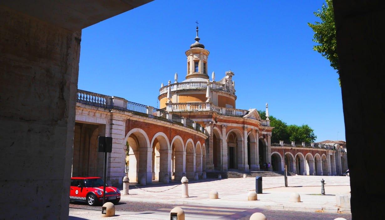 Iglesia de San Antonio - Atractivos de Aranjuez
