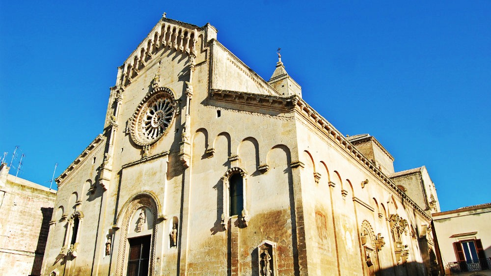 Best areas to stay in Matera - Near the Cathedral of Matera