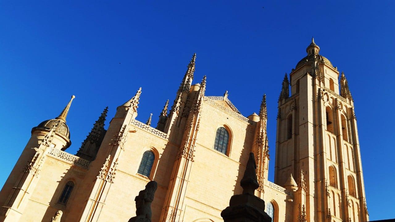 Catedral de Segovia, uno de las atracciones imperdibles de Segovia