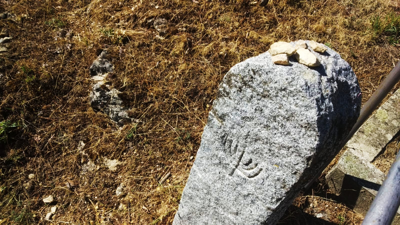 Cementerio judío de Segovia
