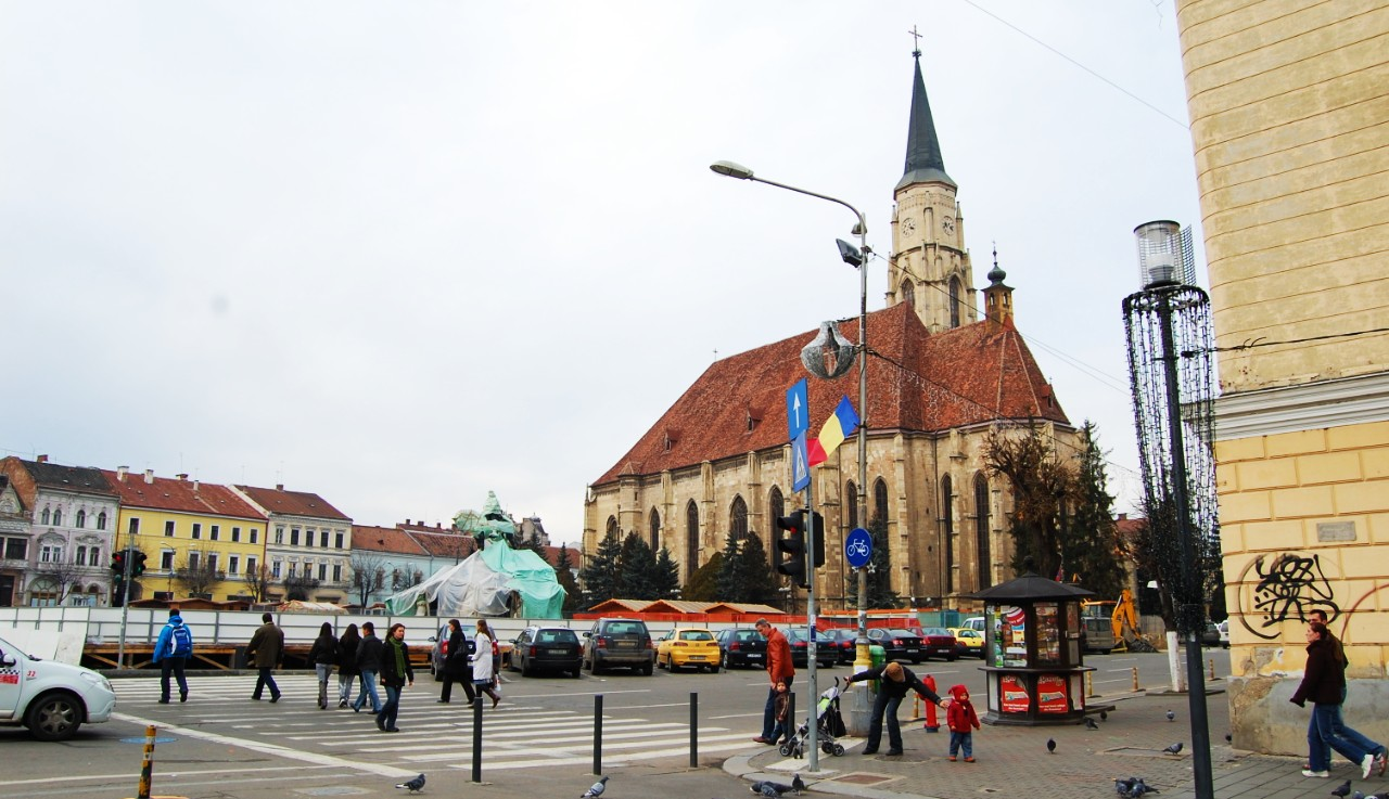 Where to stay in Cluj, Transylvania - Centru or Old Town
