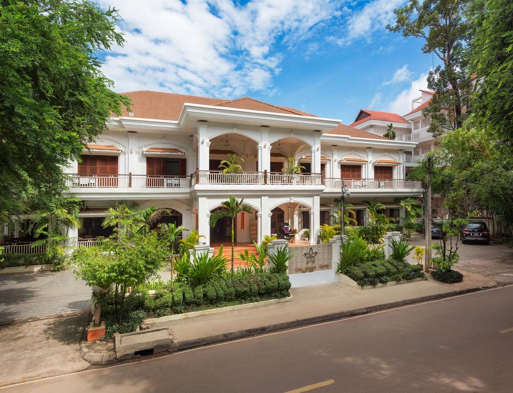 Dónde dormir en Siem Reap, Camboya - Barrio Francés