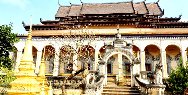 Best neighborhoods to stay in Siem Reap - Around Wat Bo