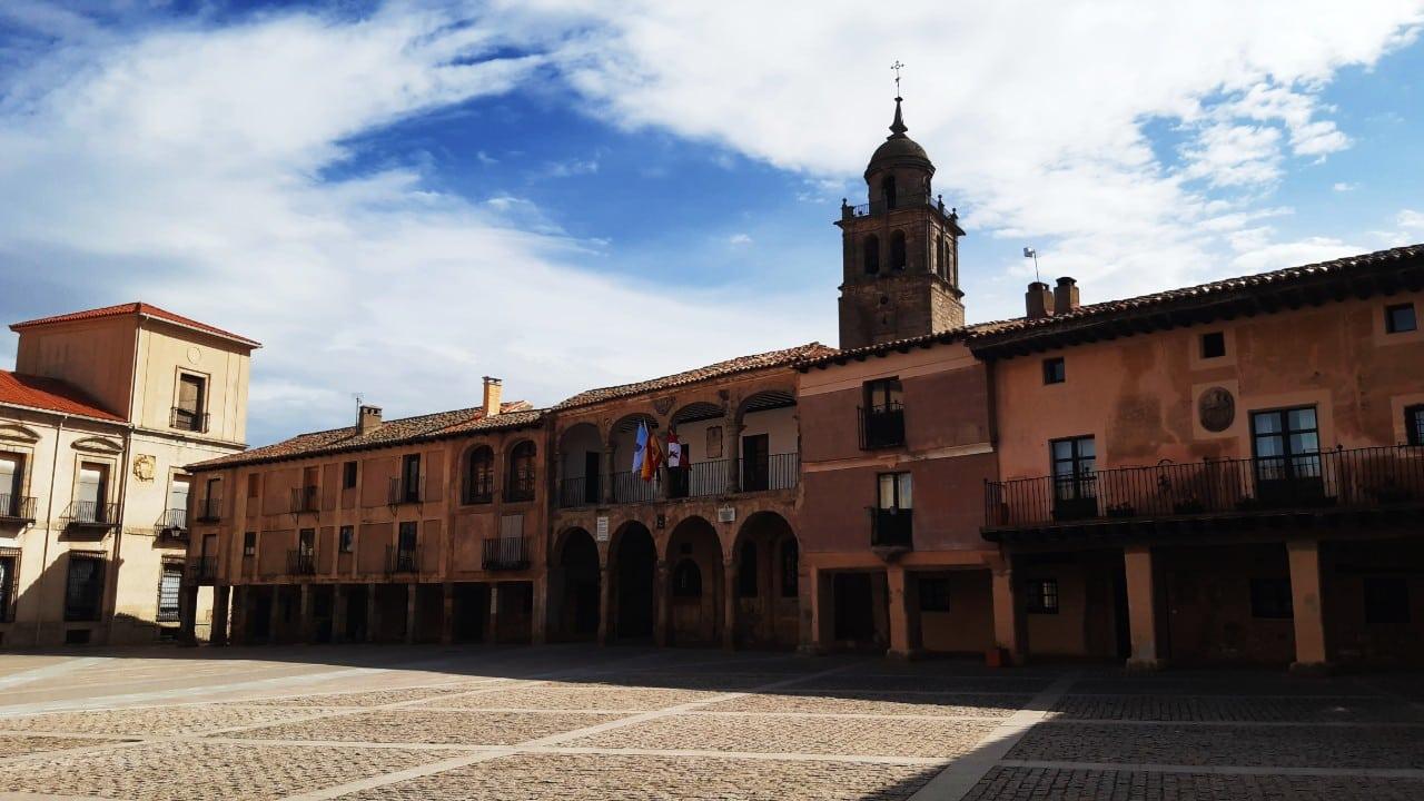 Atracciones de Medinaceli - Plaza Mayor