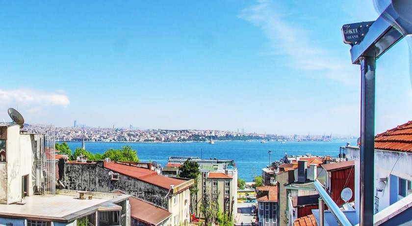 Reccommended area to stay in Istanbul - Cihangir