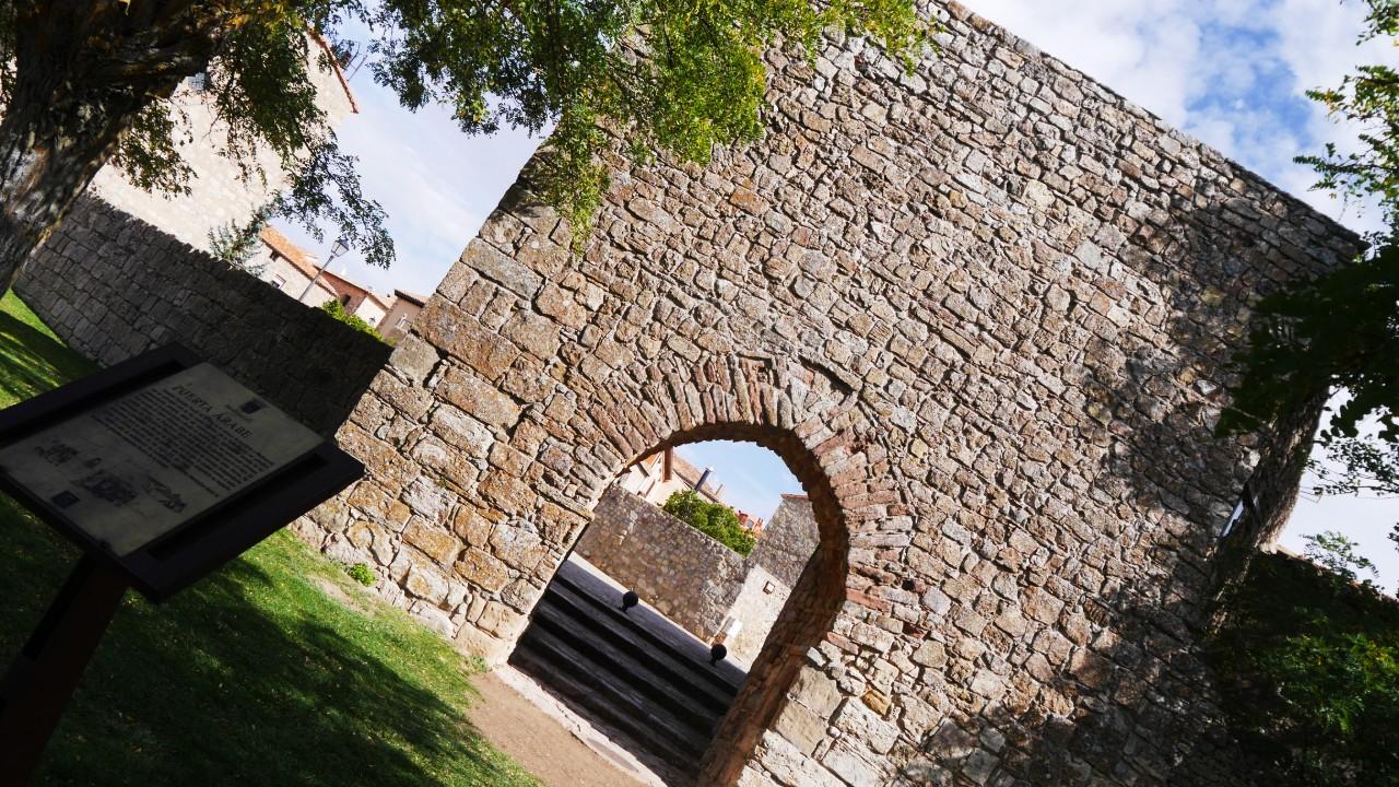 Cosas que ver en Medinaceli - Puerta Árabe