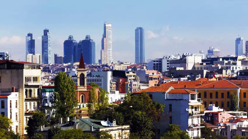 Best neighbourhoods to stay in Istanbul - Sisli