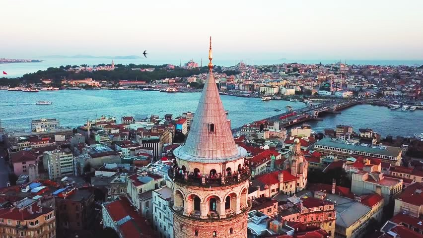Where to stay in Istanbul - Near Galata Tower[