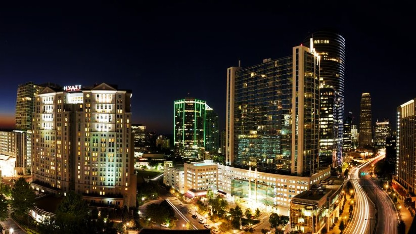 Best areas to stay in Atlanta - Buckhead