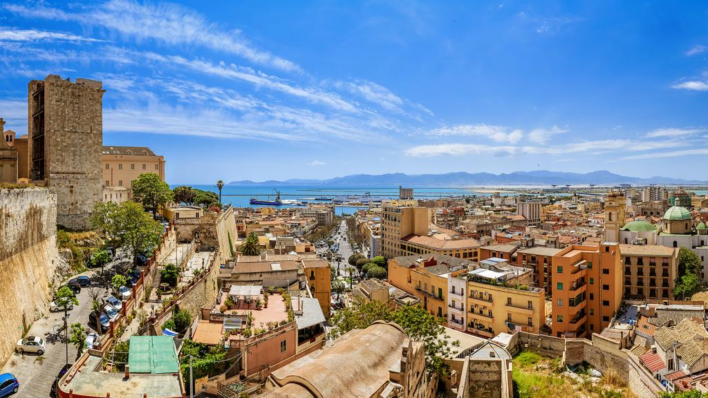 Best areas to stay in Cagliari - Castello