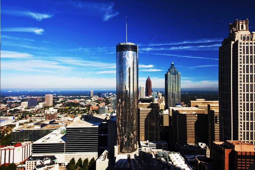 Recommended area to stay in Atlanta - Downtown Atlanta