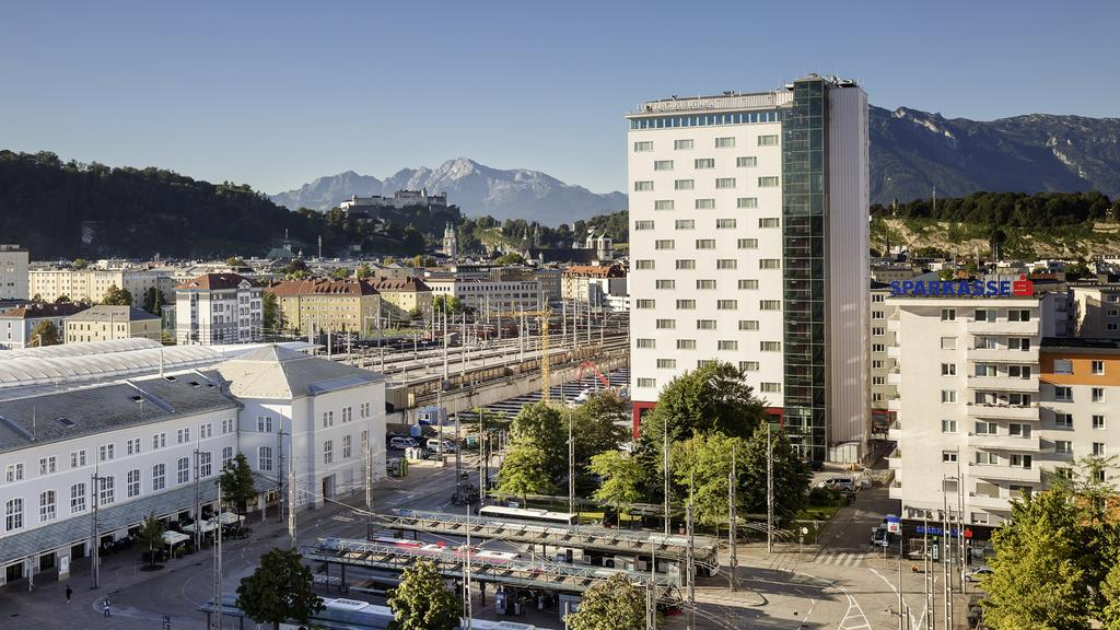 Cheap area to stay in Salzburg - Near the central train station