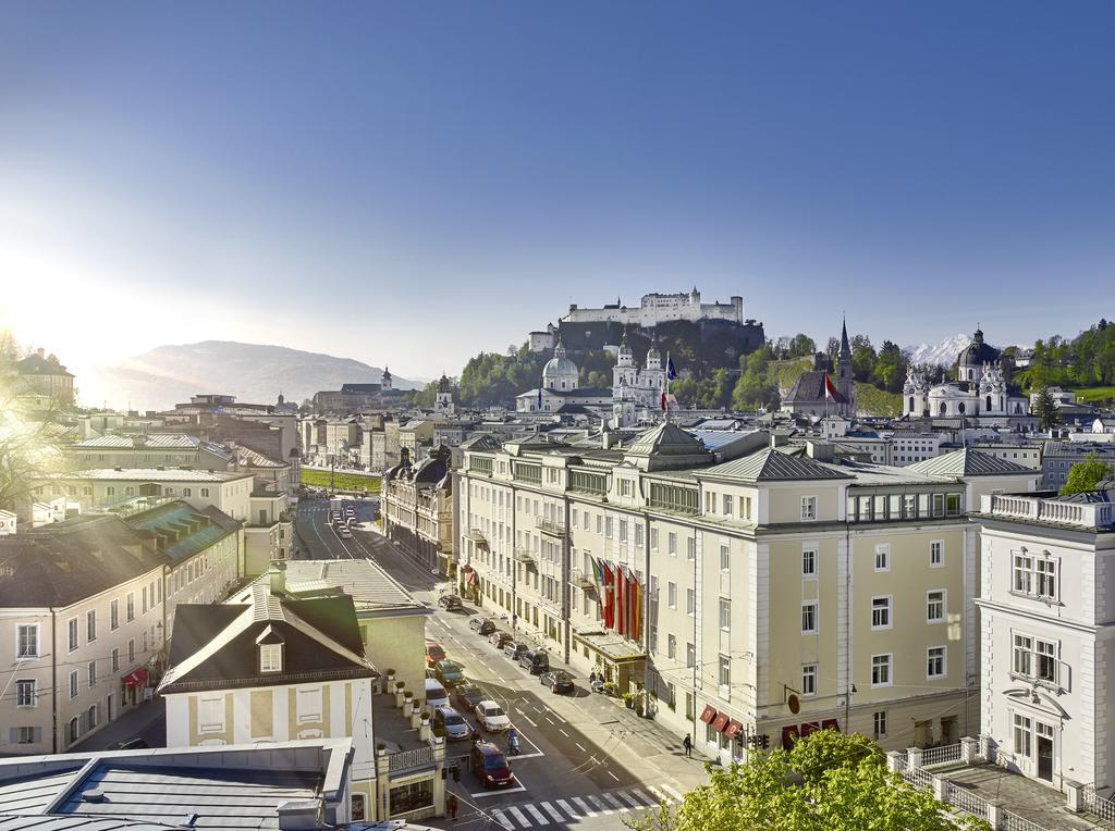 Best areas to stay in Salzburg - Altstadt