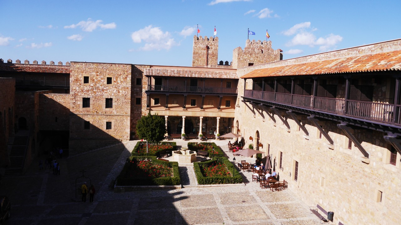 Atracciones de Sigüenza - Castillo de Sigüenza