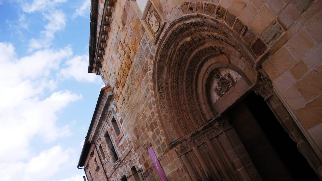 Iglesia de Santiago de SIgüenza - Qué ver en Sigüenza