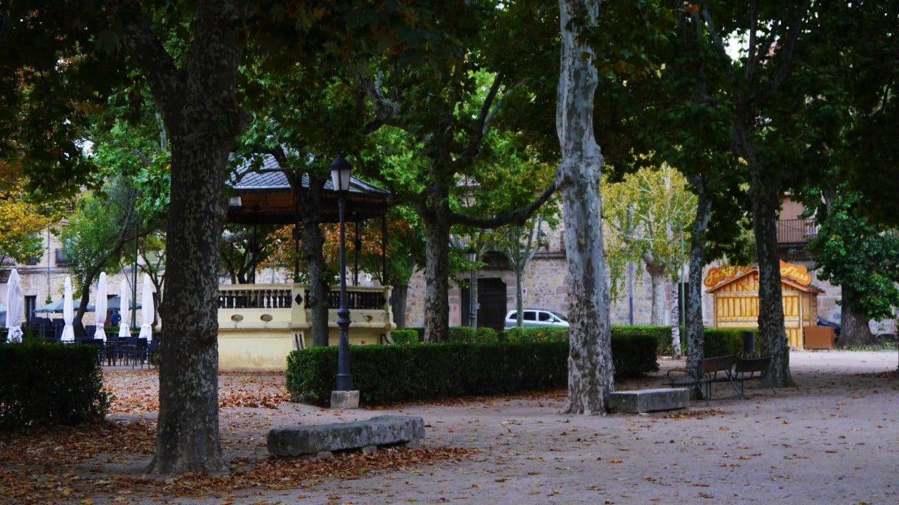 Qué hacer en Sigüenza - Parque de la Alameda