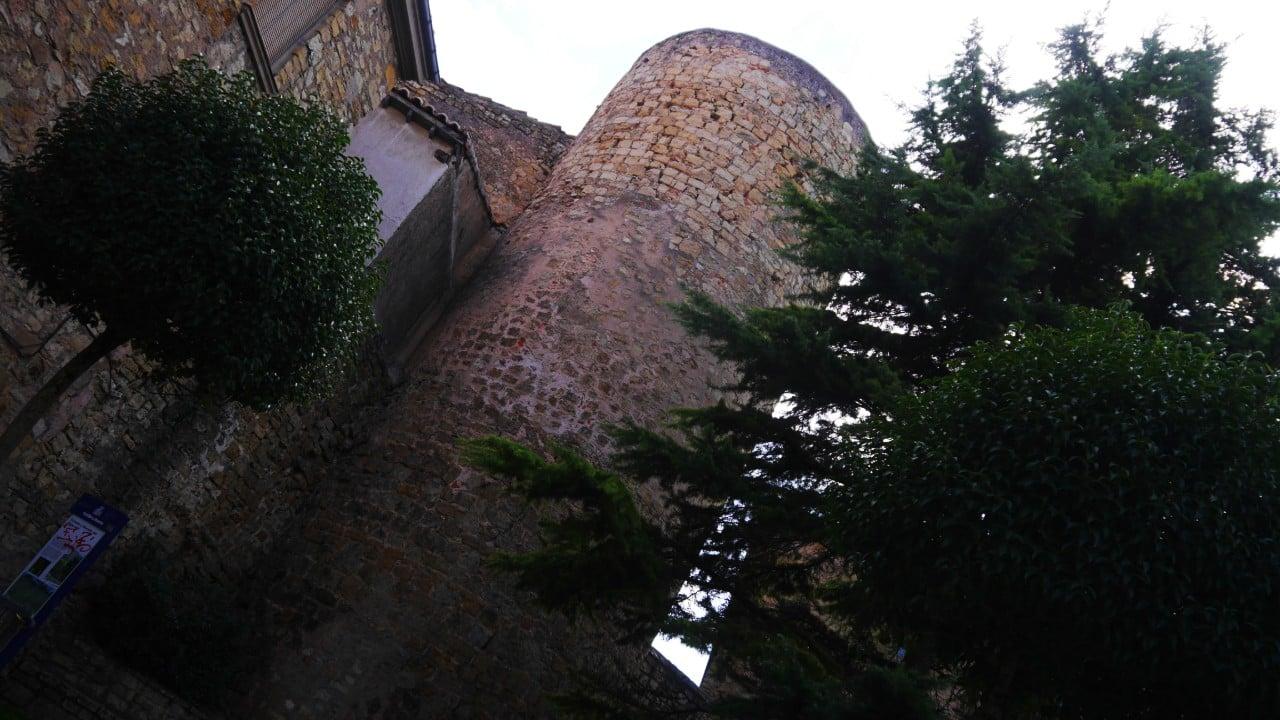 Torreón de la muralla de Sigüenza