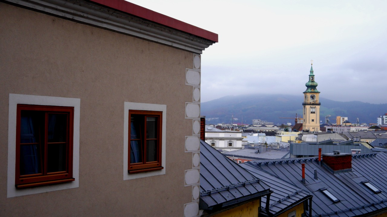 Old Town - Where to stay in Linz