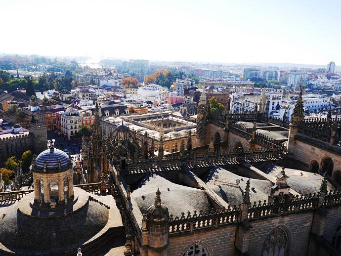 ¿Vale la pena subir a la Giralda de Sevilla_ Vistas desde su mirador panorámico