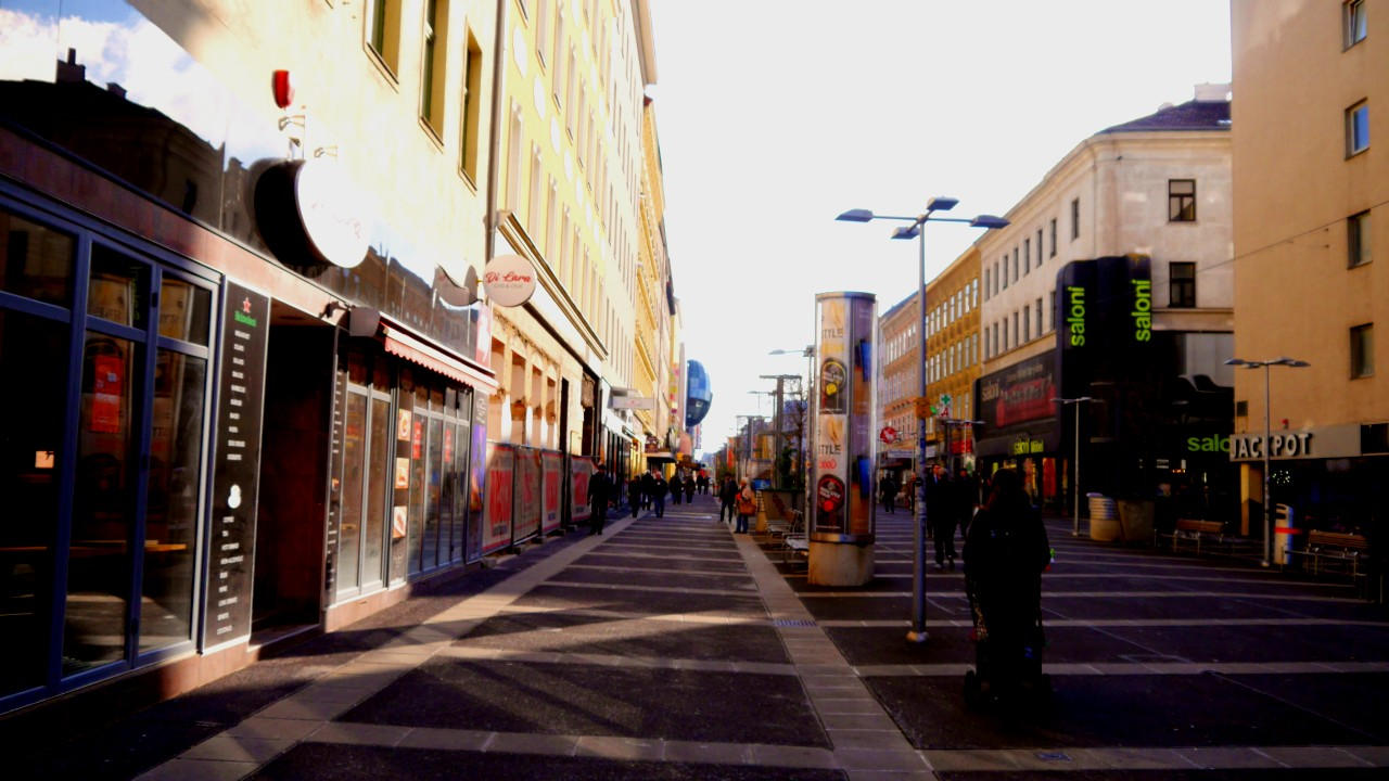 Cheapest area to stay in Vienna- Favoriten
