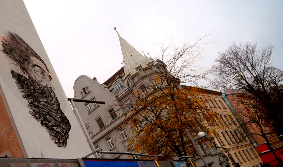 Recommended area to stay in Vienna - Neubau