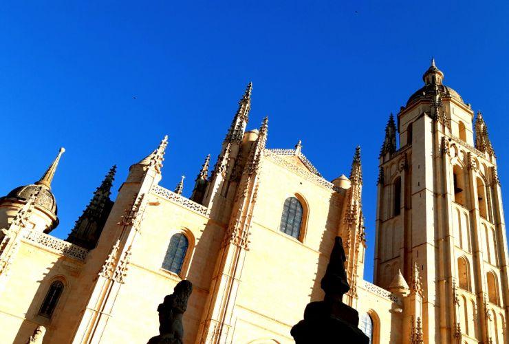 Catedral de Segovia - La última gran catedral gótica de España