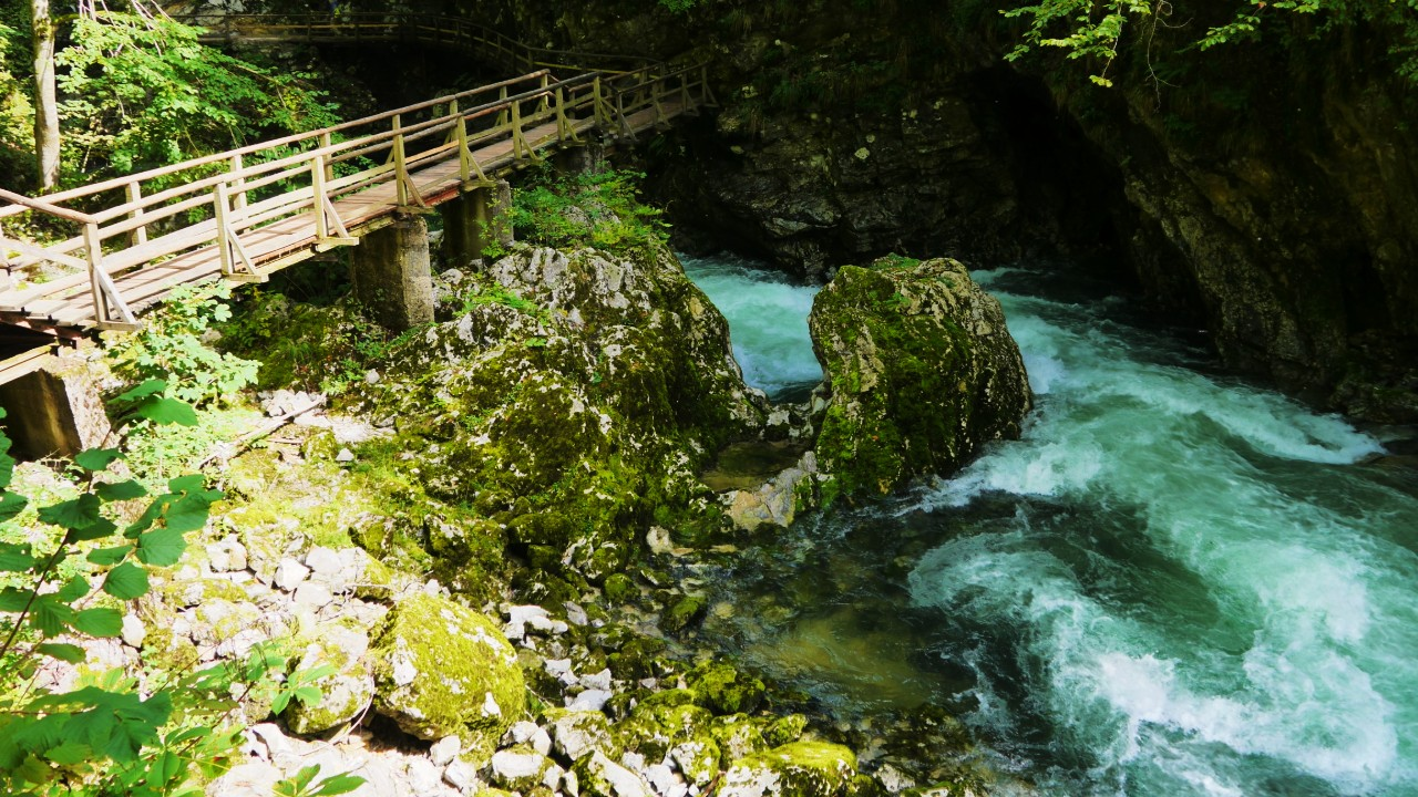 Where to stay near Bled - Vintgar gorge