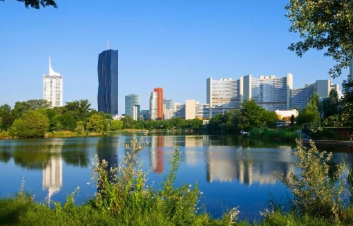 Where to stay in Vienna for business - Donau City