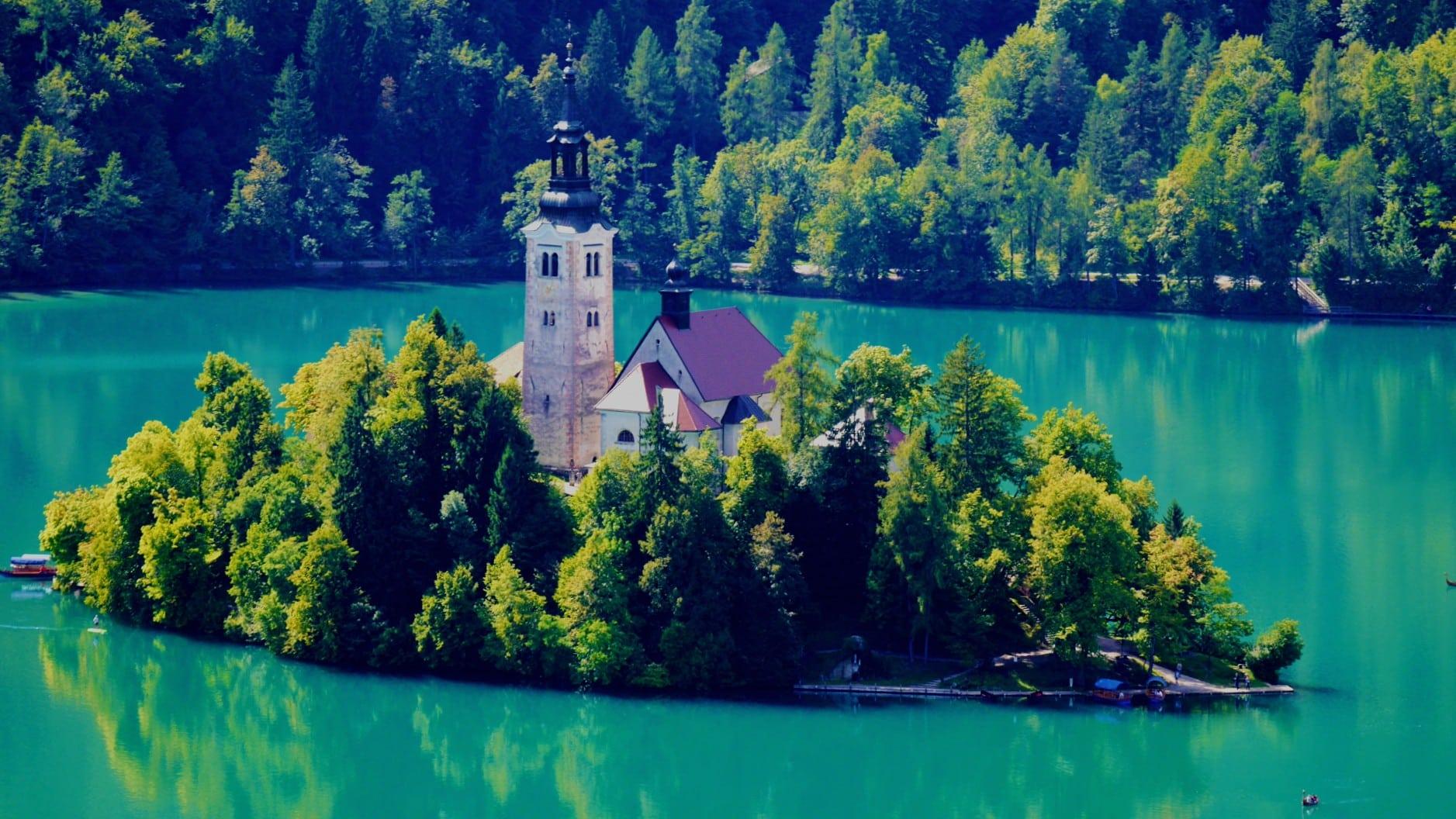Dónde dormir en Bled, Eslovenia - Mejores zonas y hoteles