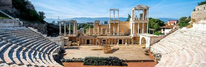 Where to stay in Plovdiv - Historic Centre