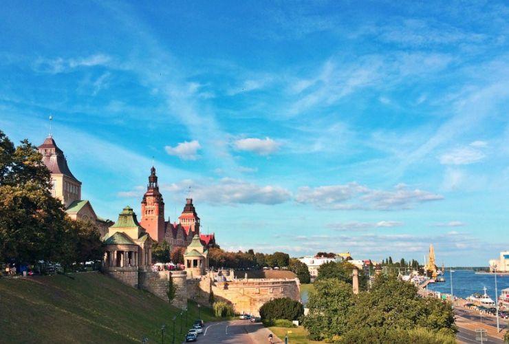 Dónde dormir en Szczecin, Polonia - Mejores zonas y hoteles