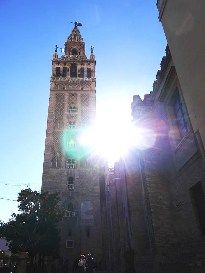 Giralda de Sevilla - Horarios, billetes, vistas y curiosidades