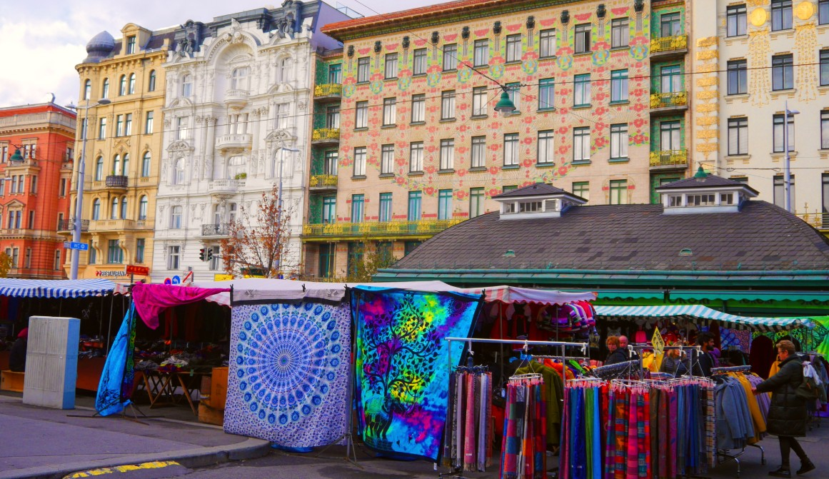 Where to stay in Vienna - Mariahilf