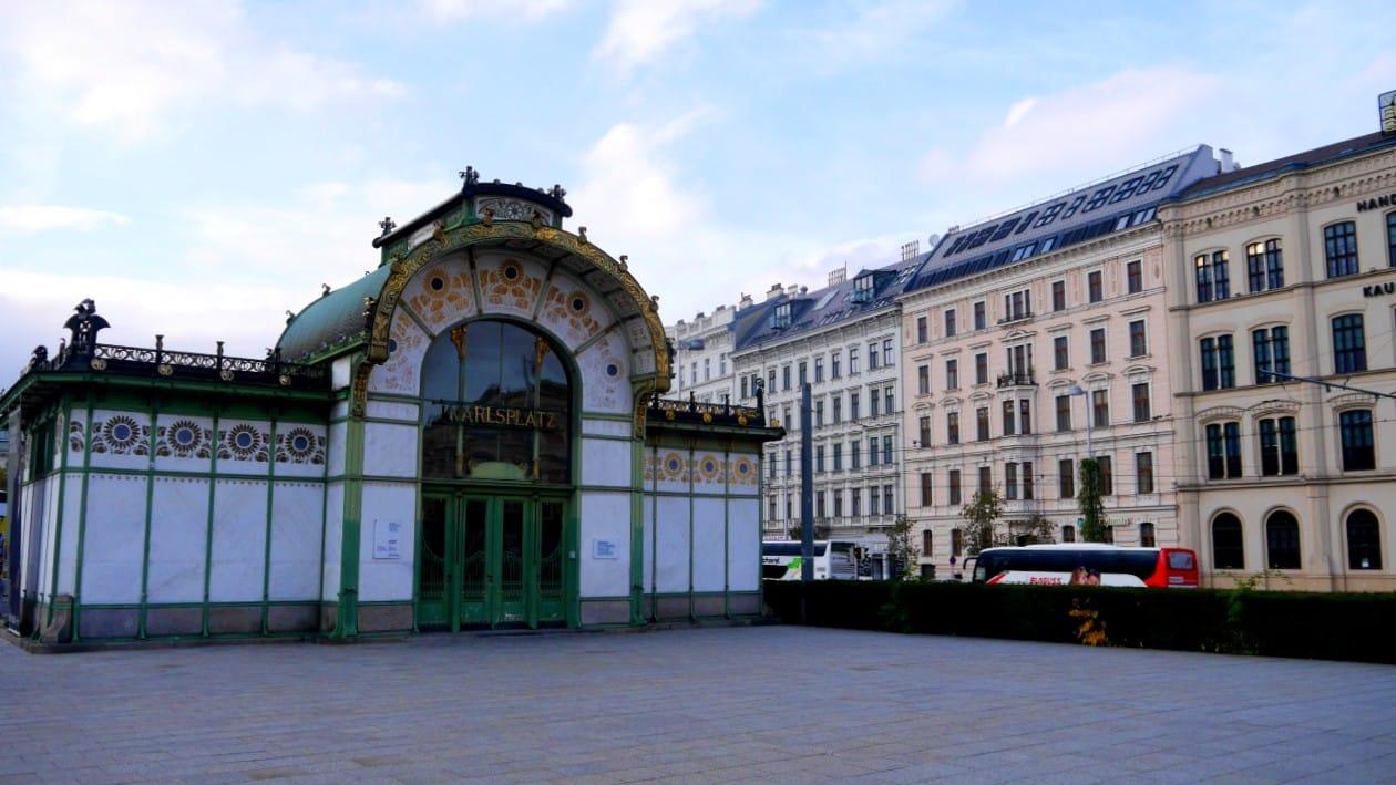 Best area to stay in Vienna, Austria - Wieden