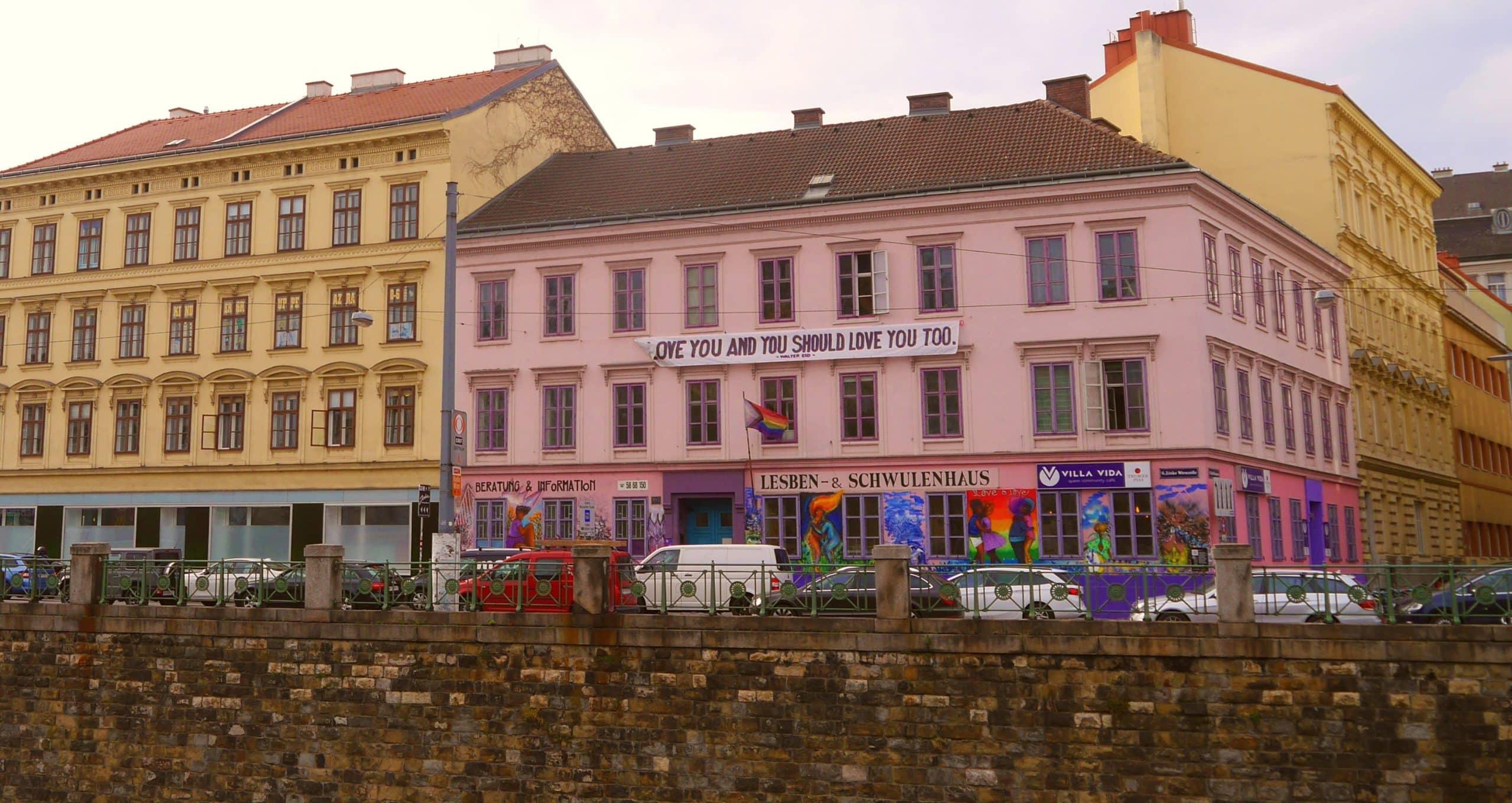 Best neighbourhoods to stay in Vienna, Austria - Mariahilf