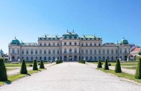 Best neighbourhoods to stay in Vienna - Landstraße